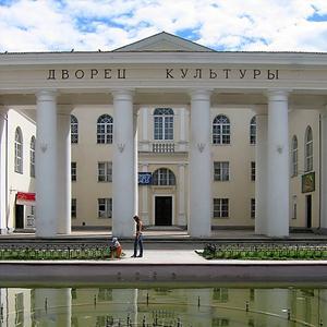 Дворцы и дома культуры Слободского