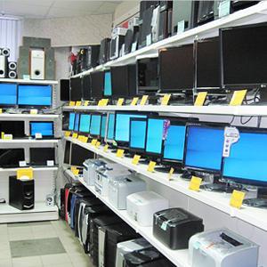 Компьютерные магазины Слободского