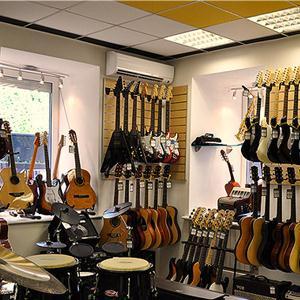 Музыкальные магазины Слободского