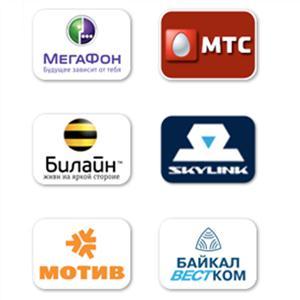 Операторы сотовой связи Слободского
